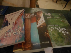 Books by Venkatraj Rao and Mithra Venkatraj